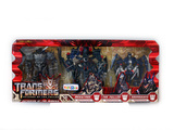 Transformers Gathering at the Nemesis (Toys R Us Exclusive) Transformers Movie Universe