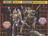 Transformers Roulette BotCon Exclusive