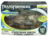 Transformers Starscream Orbital Assault Carrier Transformers Movie Universe