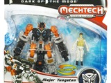 Transformers Thunderhead w/ Major Tungsten Transformers Movie Universe