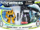 Transformers Bumblebee Vs. Megatron Transformers Movie Universe