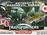 Transformers Autobot Daredevil Squard Transformers Movie Universe