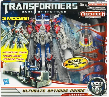 Transformers Ultimate Optimus Prime Transformers Movie Universe
