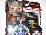 Transformers Autobot Wheelie Transformers Movie Universe thumbnail 1