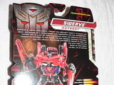 Transformers Swerve Transformers Movie Universe
