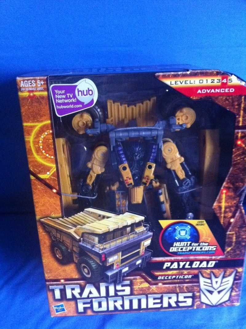 Transformers Payload Transformers Movie Universe
