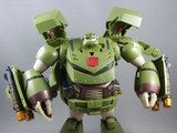 Transformers Bulkhead Animated thumbnail 15