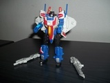Transformers Energon Starscream Unicron Trilogy thumbnail 3