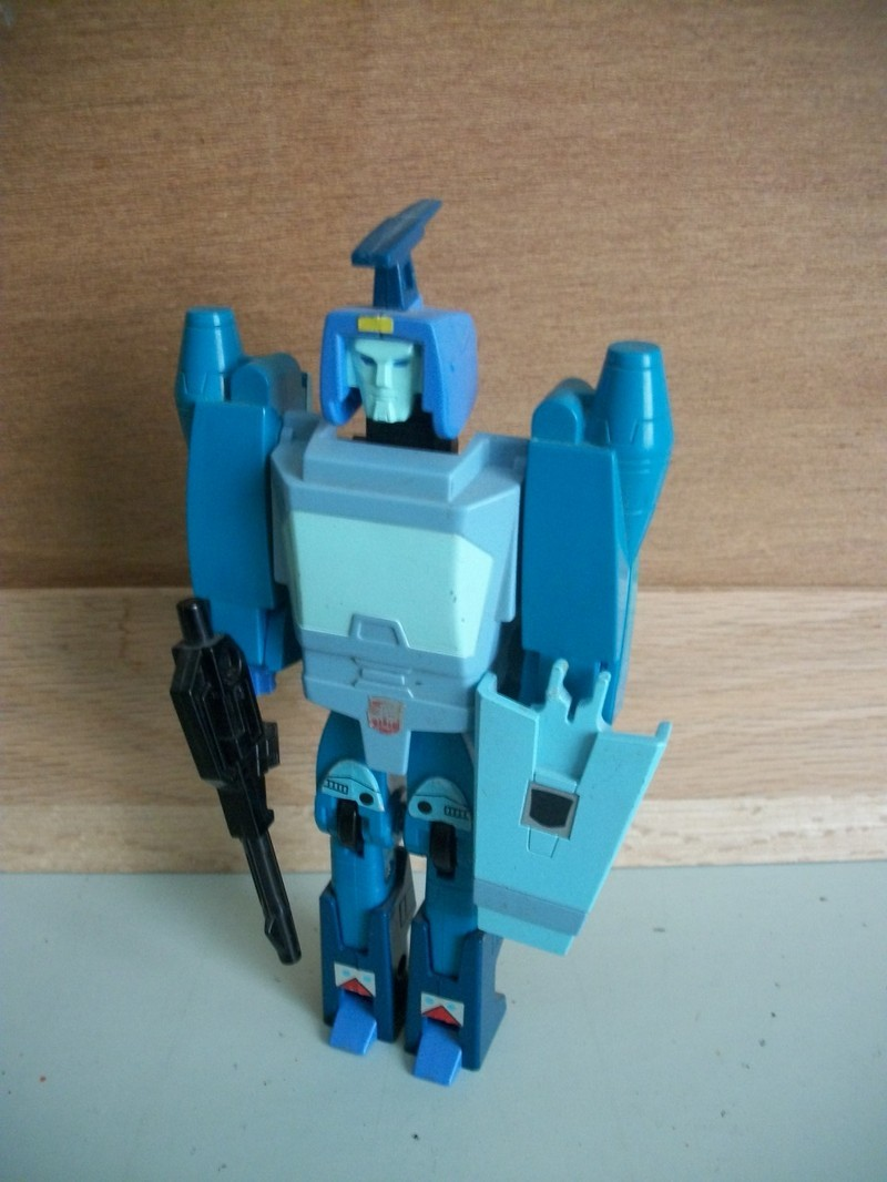 Transformers Blurr Generation 1