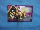 Transformers Razorclaw BotCon Exclusive