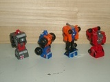 Transformers Off Road Patrol Highjump Generation 1