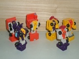 Transformers Construction Squad Excavator Generation 1