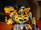 Transformers Battle Blade Bumblebee Transformers Movie Universe
