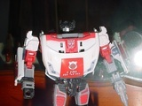 Transformers Red Alert Classics Series thumbnail 0