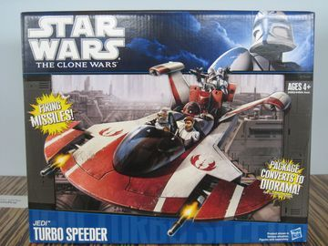 Star Wars Jedi Turbo Speeder Episode II - Attack of the Clones