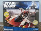 Star Wars Jedi Turbo Speeder Episode II - Attack of the Clones image 0
