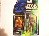 Star Wars Dengar with Blaster Rifle Power of the Force (POTF2) (1995)