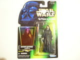 Star Wars Emperor Palpatine with Walking Stick Power of the Force (POTF2) (1995)
