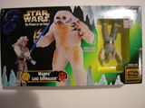 Star Wars Wampa - Hoth Luke Power of the Force (POTF2) (1995)