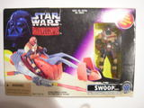 Star Wars Swoop Vehicle with Swoop Trooper Figure Other Series