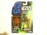 Star Wars ASP-7 Droid with Spaceport Supply Rods Power of the Force (POTF2) (1995)