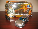 Transformers Jazz & Captain Lennox Transformers Movie Universe thumbnail 14