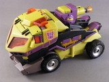 transformers Toxitron BotCon Exclusive