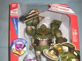 Transformers Bulkhead Animated thumbnail 17