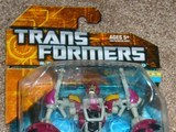 Transformers Chopsaw Classics Series