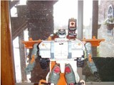 Transformers Powerlinx Red Alert Unicron Trilogy thumbnail 5