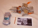 Transformers Battle Jazz vs. Ice Megatron Transformers Movie Universe