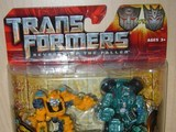 Transformers Bumblebee vs. Long Haul Transformers Movie Universe thumbnail 0