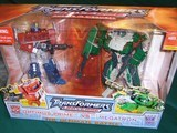 Transformers Optimus Prime vs. Megatron Classics Series