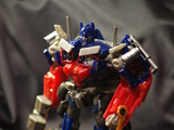 Transformers Optimus Prime w/ Comettor (Walmart Exclusive) Transformers Movie Universe