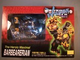 Transformers Barbearian (Japan) BotCon Exclusive