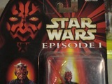 Star Wars Darth Maul (Jedi Duel) Episode I - The Phantom Menace