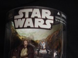 Star Wars Obi-Wan Kenobi &amp; Utapau AT&amp;RT Driver 30th Anniversary Collection
