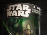 Star Wars Yoda &amp; Kashyyyk Trooper 30th Anniversary Collection