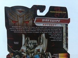 Transformers Sideswipe Transformers Movie Universe thumbnail 23