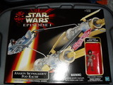 Star Wars Anakin Skywalker's Pod Racer Episode I - The Phantom Menace