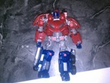 Transformers Cybertronian Optimus Prime Classics Series thumbnail 0