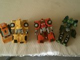 Transformers Build Team Landfill Robots In Disguise