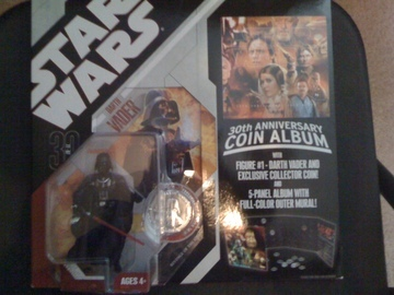 Star Wars Darth Vader 30th Anniversary Collection