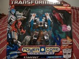 Transformers Stakeout (Protectobots 5-Pack) Power Core Combiners