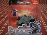 Transformers Brushguard Unicron Trilogy