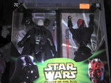 Star Wars Sith Lords: Darth Vader - Darth Maul Power of the Jedi (POTJ)