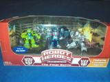 Transformers Robot Heroes, The Final Battle Transformers Movie Universe