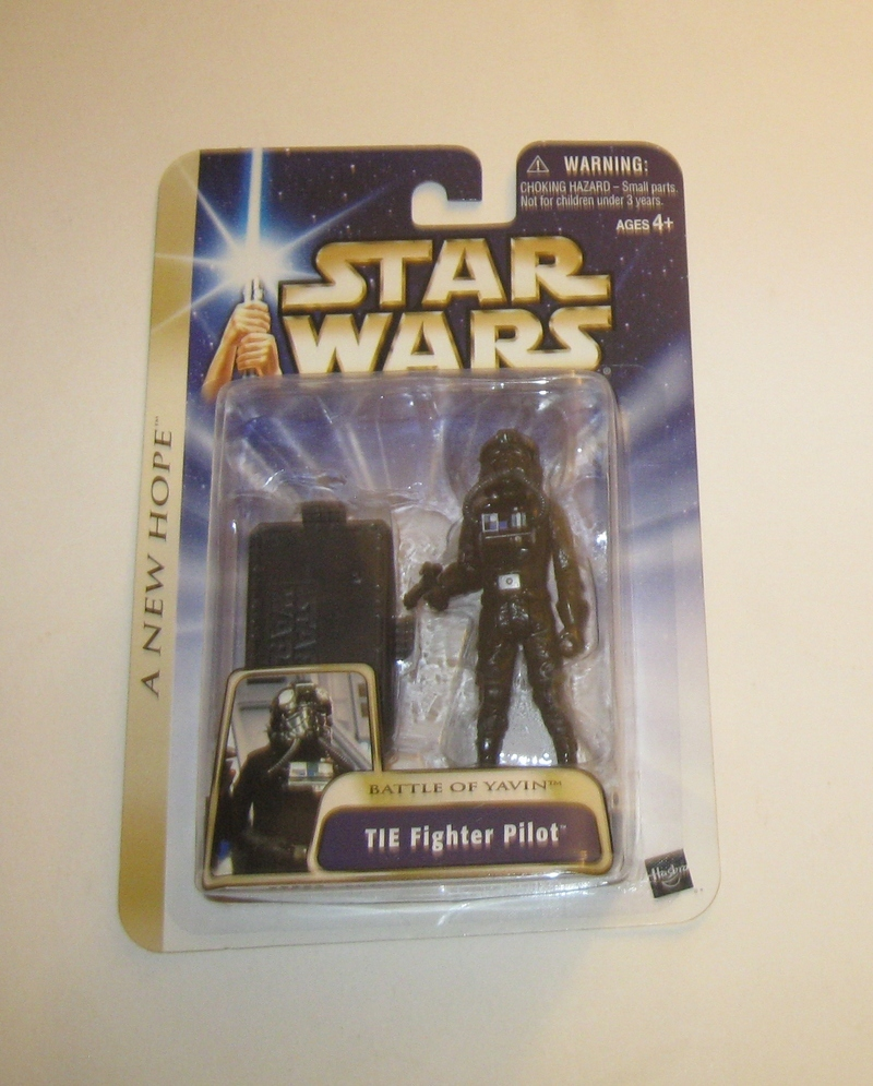 Star Wars TIE Fighter Pilot (Battle of Yavin) Saga (2002)