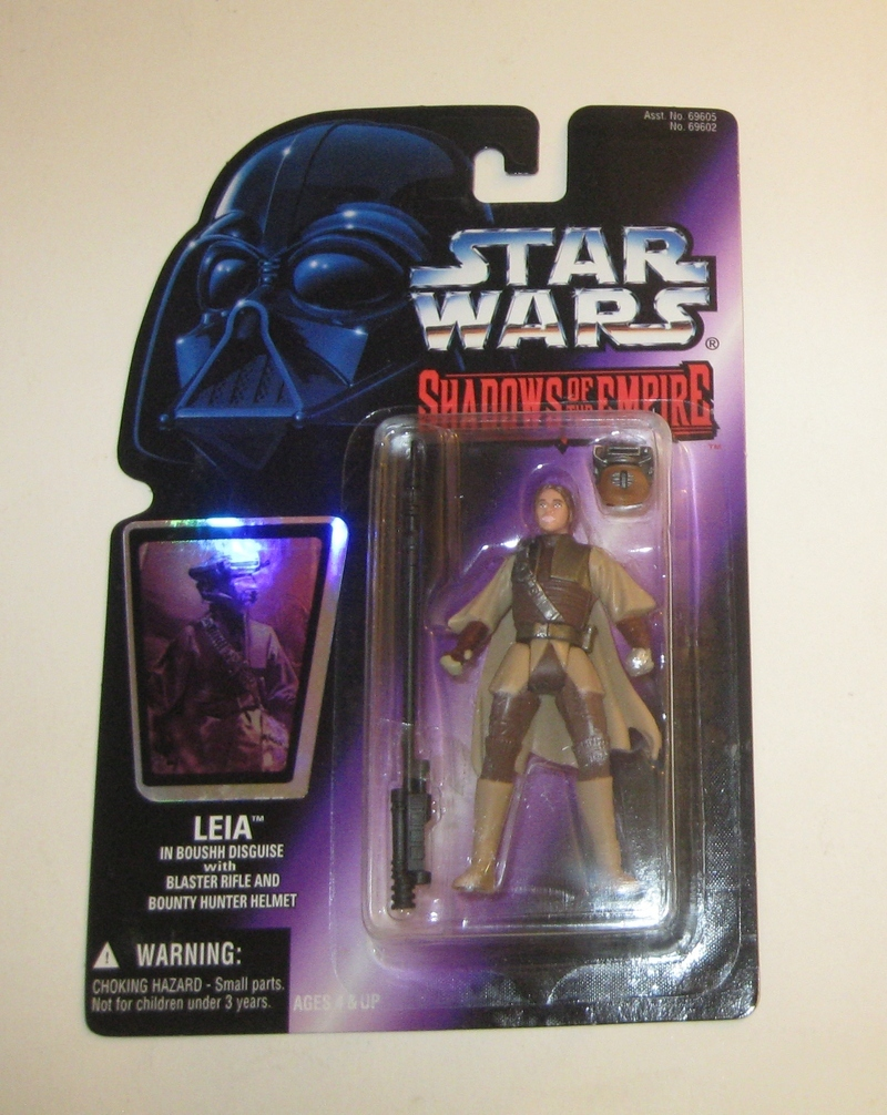Star Wars Princess Leia in Boushh Disguise Other Series