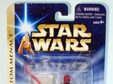 Star Wars Darth Maul - Theed Hangar Duel Saga (2002)